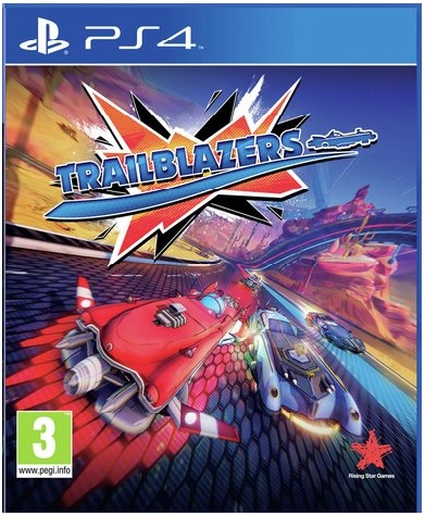 Rising Star Games Trailblazers PS4 Playstation 4 Game