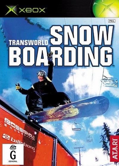 Atari Transworld Snowboarding Refurbished Xbox Game
