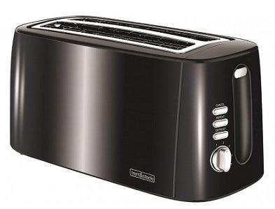 Trent & Steele TS3206SS 4 Slice Toaster
