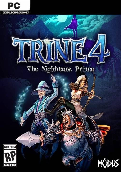 Modus Games Trine 4 The Nightmare Prince PC Game