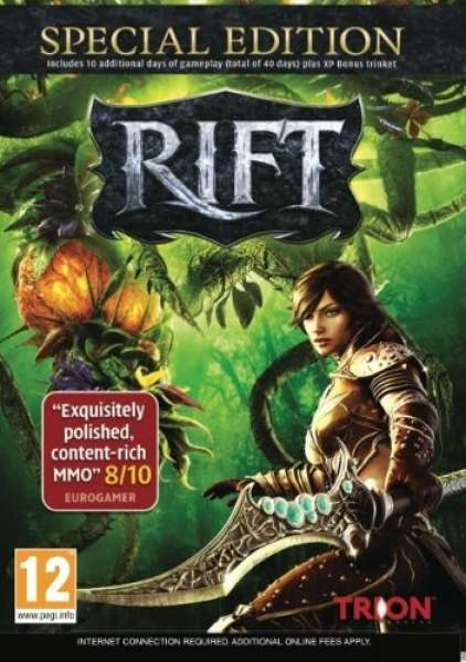 Trion Worlds Rift Special Edition PC Game