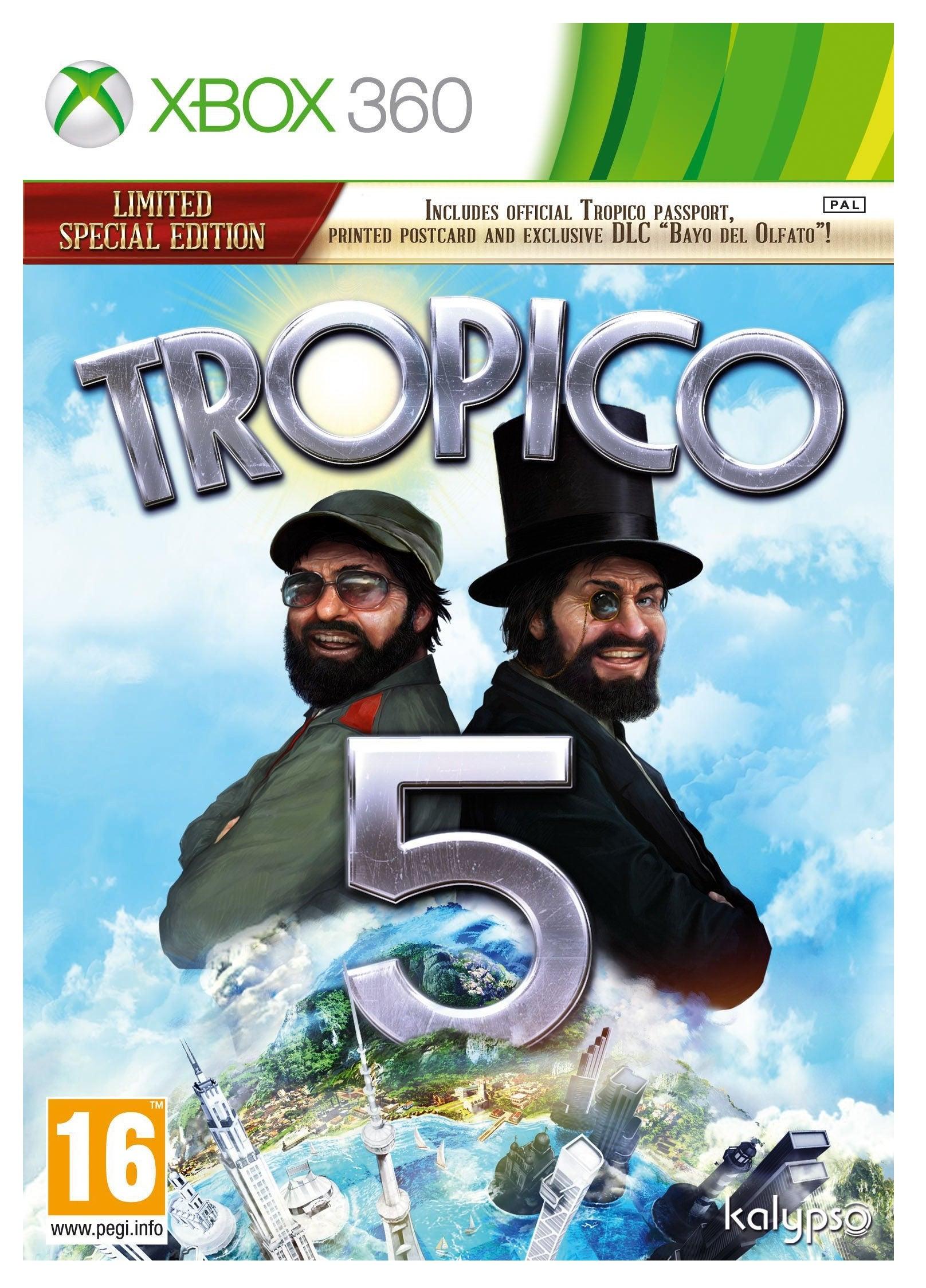 Kalypso Media Tropico 5 Special Limited Edition Xbox 360 Game