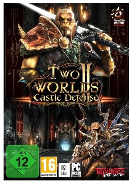 TopWare Interactive Two Worlds II Castle Defence PC Game