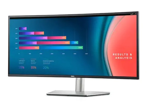 Dell U3421WE 34inch WQHD LED LCD Curved Monitor