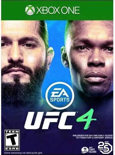 Electronic Arts UFC 4 Refurbished Xbox One Game