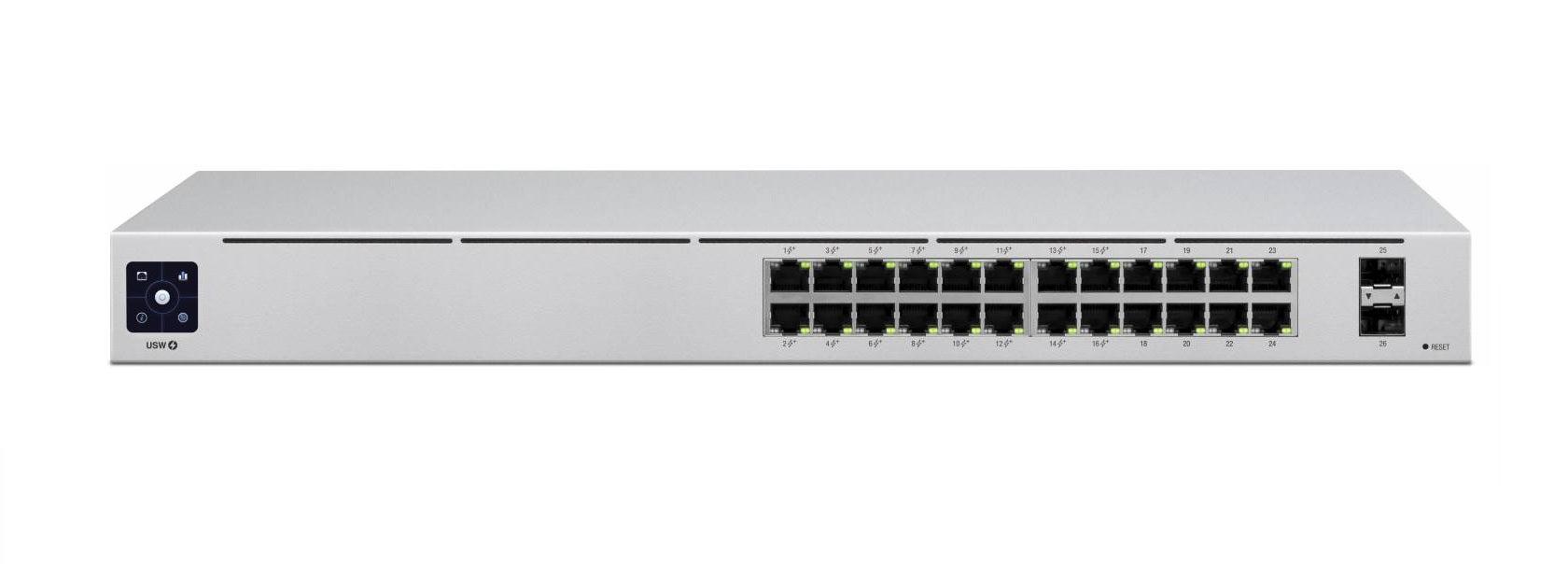 Ubiquiti USW-24-POE Gen2 Networking Switch