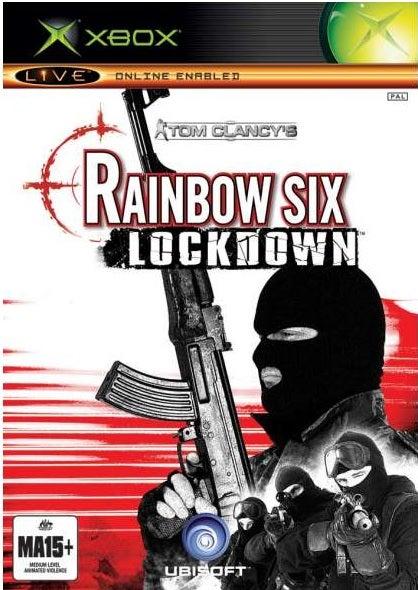 Ubisoft Tom Clancys Rainbow Six Lockdown Refurbished Xbox Game