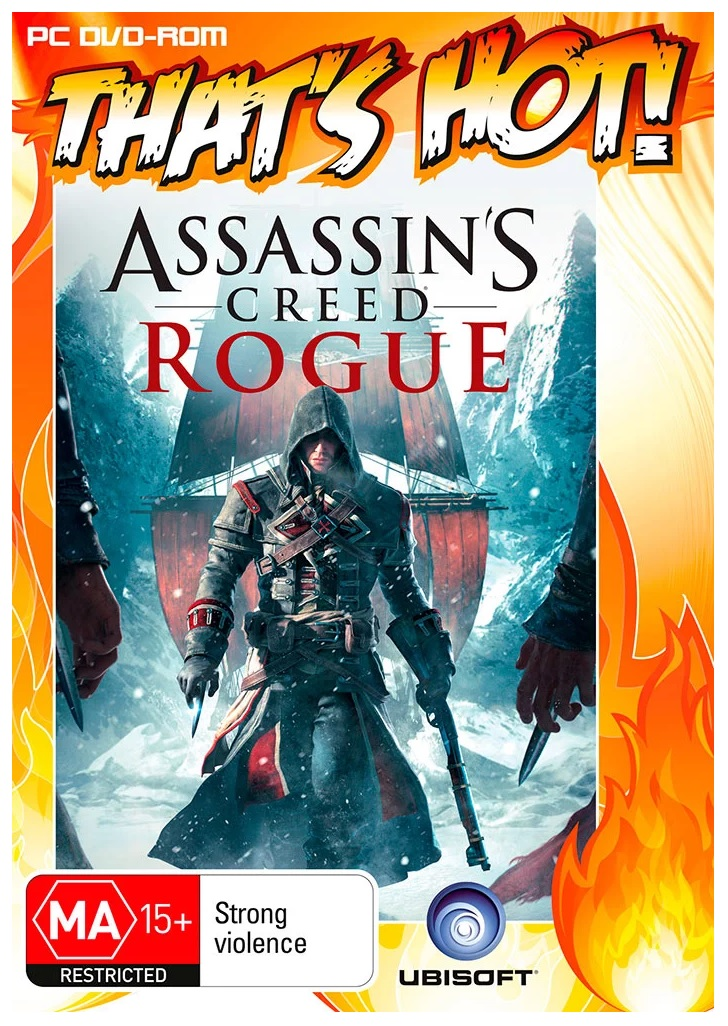 Ubisoft AssassinS Creed Rogue ThatS Hot PC Game