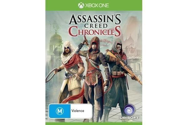 Ubisoft Assassins Creed Chronicles Xbox One Game