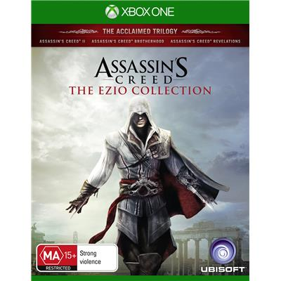 Ubisoft Assassins Creed Ezio Collection Xbox One Game