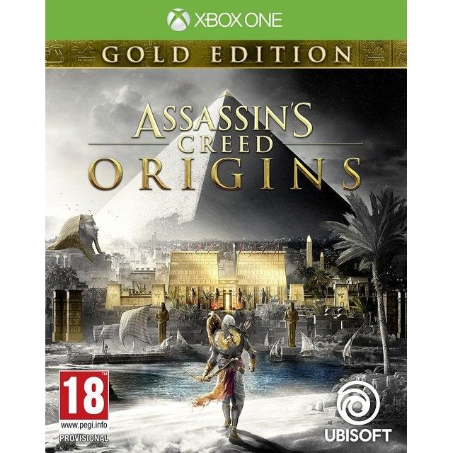 Ubisoft Assassins Creed Origins Gold Edition Xbox One Game