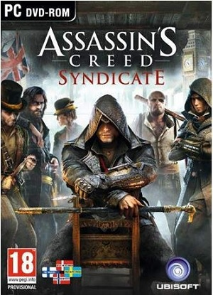 Ubisoft Assassins Creed Syndicate PC Game