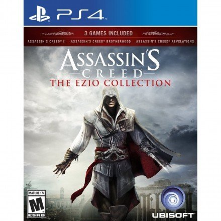 Ubisoft Assassins Creed The Ezio Collection PS4 Playstation 4 Game