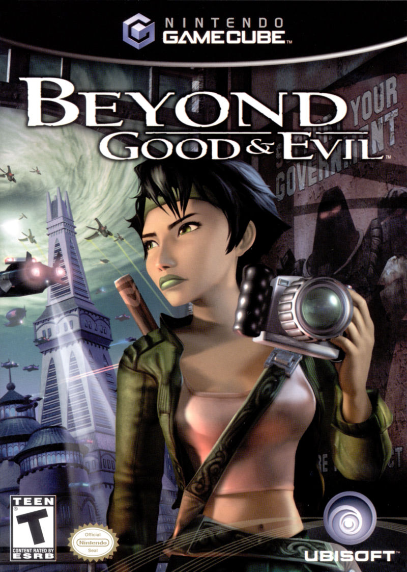 Ubisoft Beyond Good and Evil GameCube Game