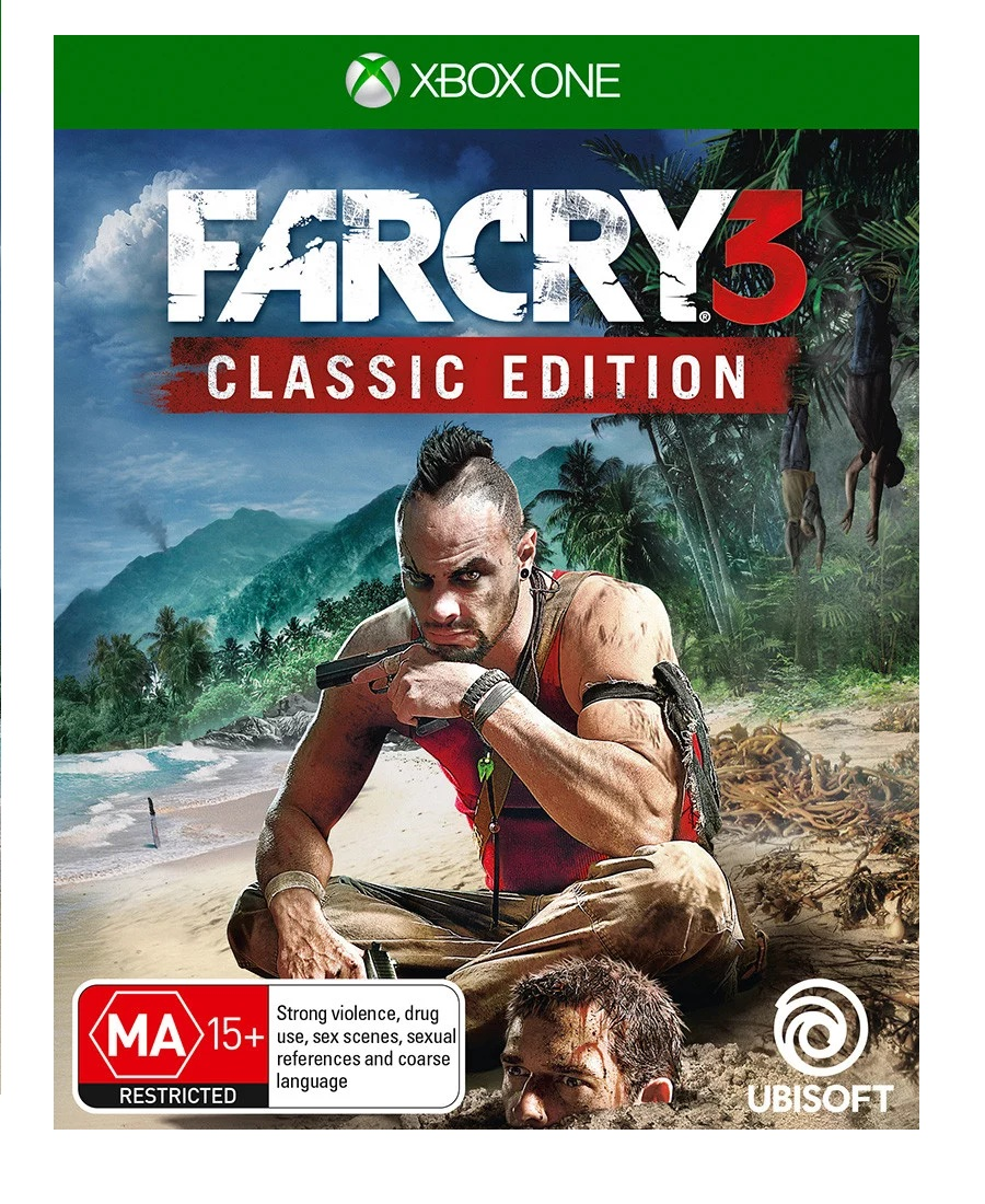 Best Ubisoft Far Cry 3 Classic Edition Prices In Australia Getprice