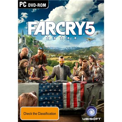 Ubisoft Far Cry 5 PC Game