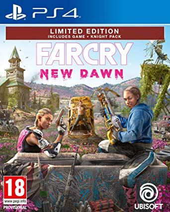 Ubisoft Far Cry New Dawn Limited Edition PS4 Playstation 4 Game