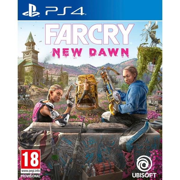 Ubisoft Far Cry New Dawn PS4 Playstation 4 Game