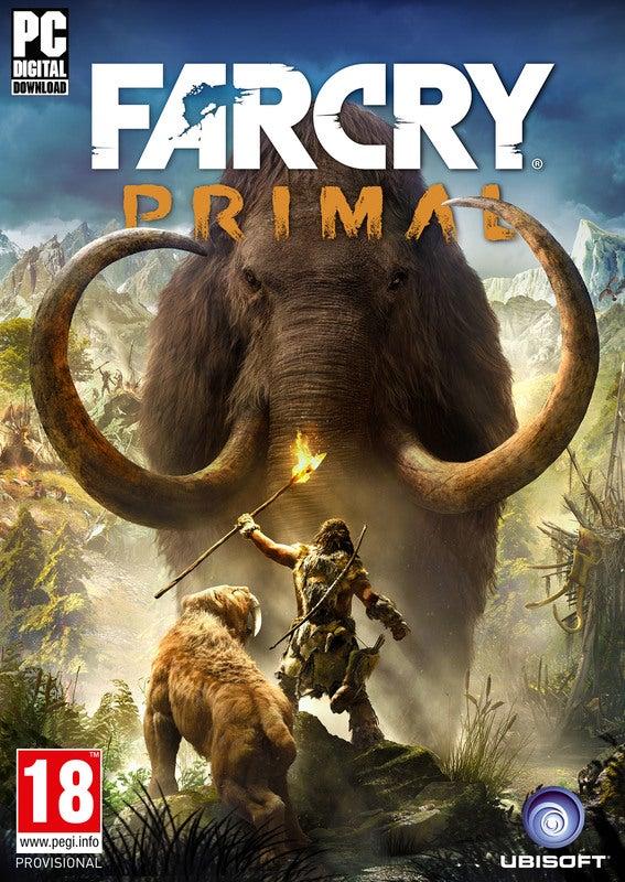 Ubisoft Far Cry Primal PC Game
