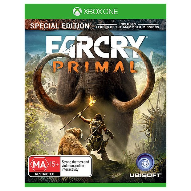 Ubisoft Far Cry Primal Special Edition Xbox One Game