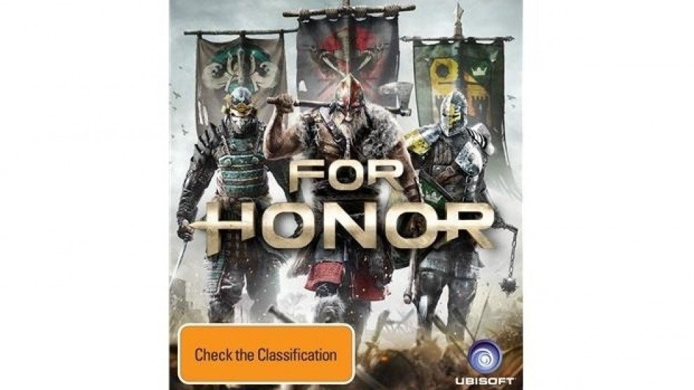 Ubisoft For Honor PS4 Playstation 4 Game