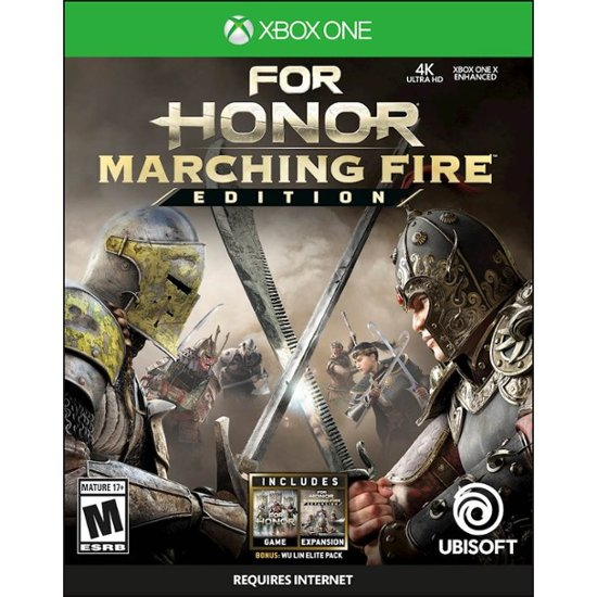 Ubisoft For Honor Marching Fire Edition Xbox One Game