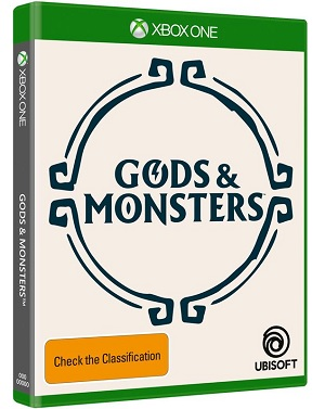 Ubisoft Gods And Monsters Xbox One Game