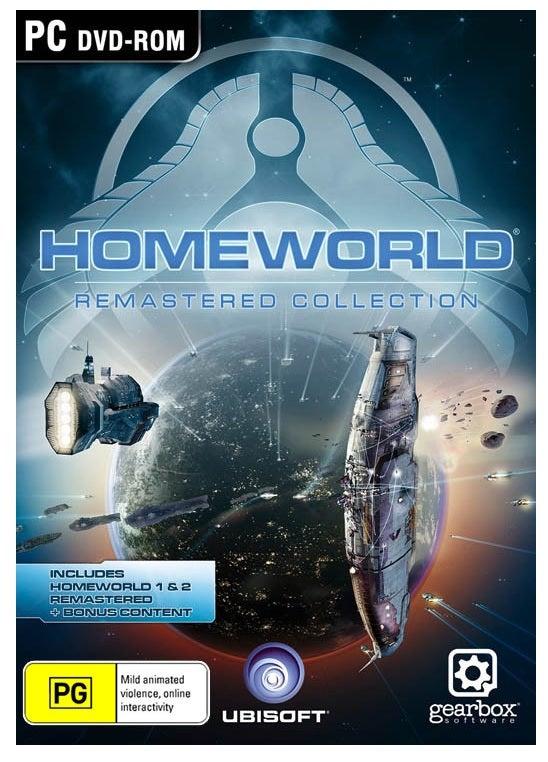 Ubisoft Homeworld Remastered Collection PC Game