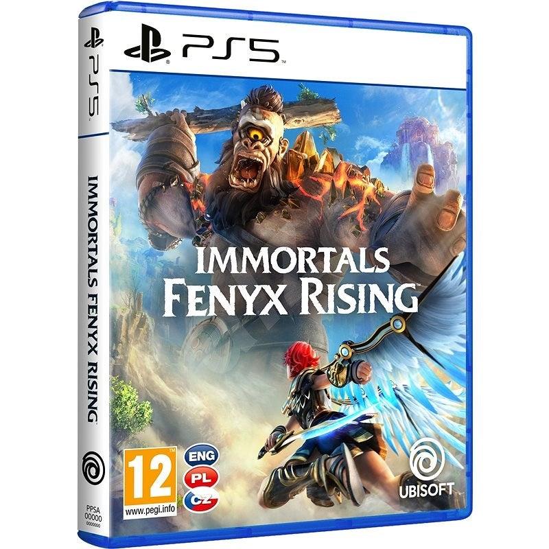 Ubisoft Immortals Fenyx Rising Refurbished PS5 PlayStation 5 Game