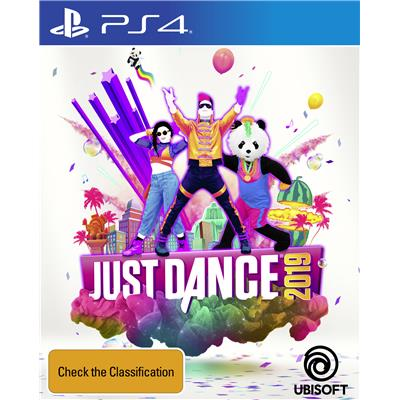Ubisoft Just Dance 2019 PS4 Playstation 4 Game