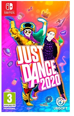 Ubisoft Just Dance 2020 Nintendo Switch Game