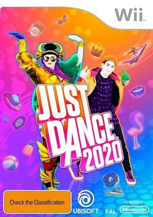 Ubisoft Just Dance 2020 Nintendo Wii Game