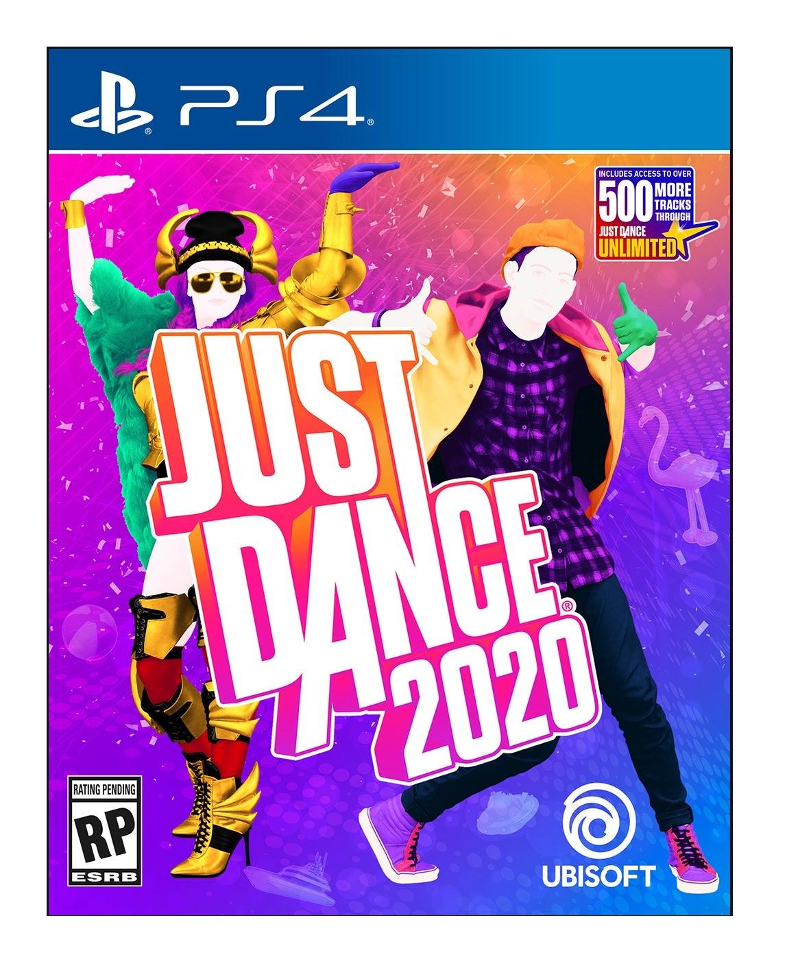 Ubisoft Just Dance 2020 PS4 Playstation 4 Game