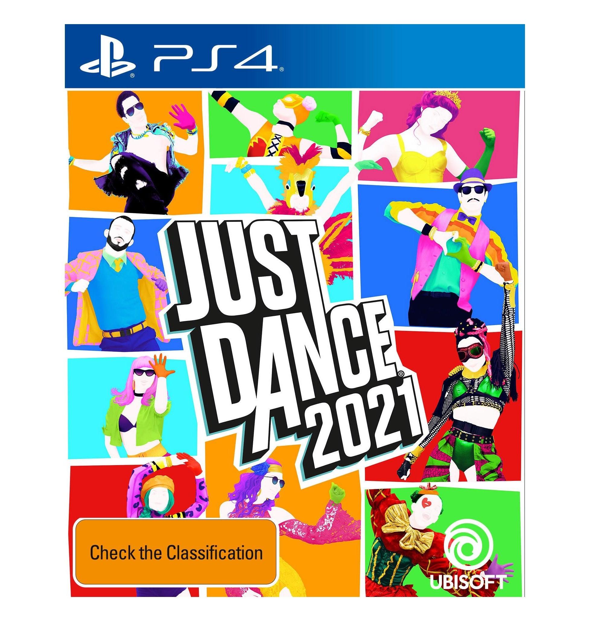 Ubisoft Just Dance 2021 PS4 Playstation 4 Game