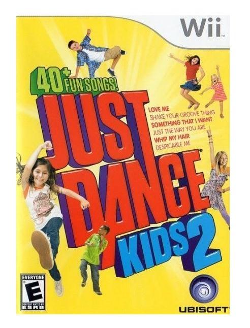 Ubisoft Just Dance Kids 2 Nintendo Wii Game