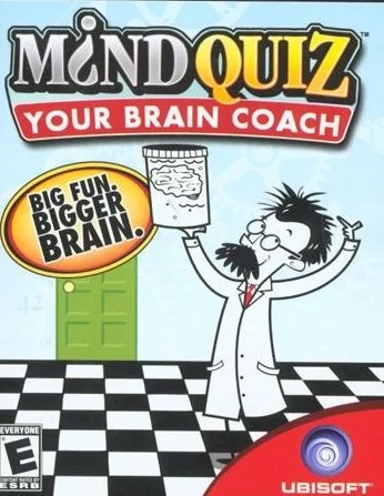 Ubisoft Mind Quiz Your Brain Coach PC Game