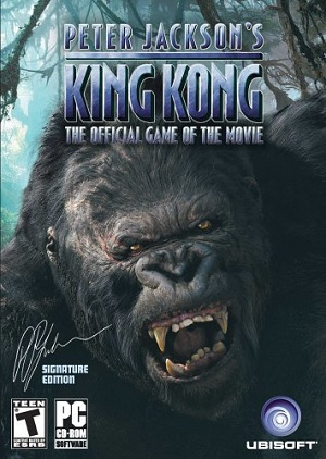 Ubisoft Peter Jacksons King Kong The Official Game Of The Movie PC Game