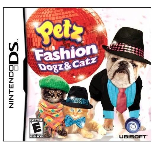 Ubisoft Petz Fashion Dogz and Catz Nintendo DS Game