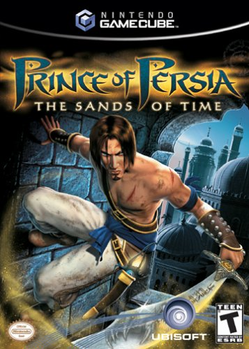 Ubisoft Prince Of Persia The Sands Of Time GameCube Game