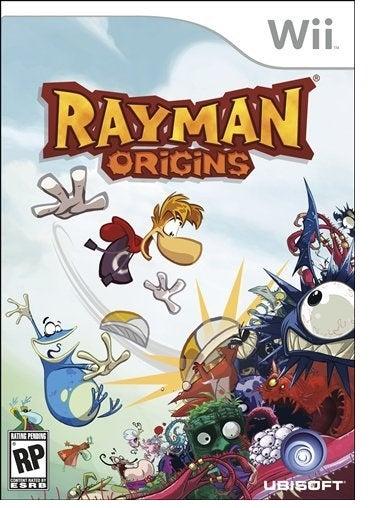 Ubisoft Rayman Origins Refurbished Nintendo Wii Game