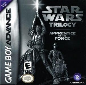 Ubisoft Star Wars Trilogy Apprentice Of The Force GameBoy Game