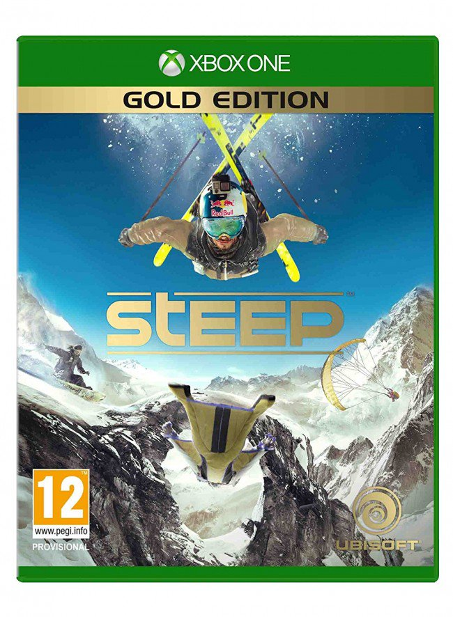 Ubisoft Steep Gold Edition Xbox One Game