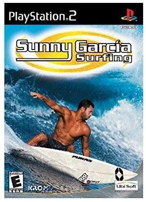 Ubisoft Sunny Garcia Surfing PS2 Playstation 2 Game