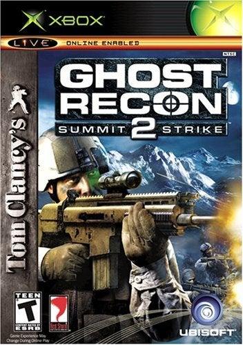 Ubisoft Tom Clancys Ghost Recon 2 Summit Strike Refurbished Xbox Game
