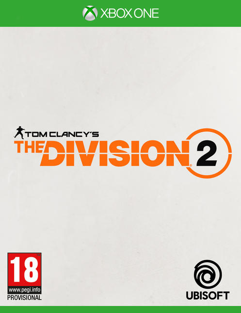 Ubisoft Tom Clancys The Division 2 Xbox One Game