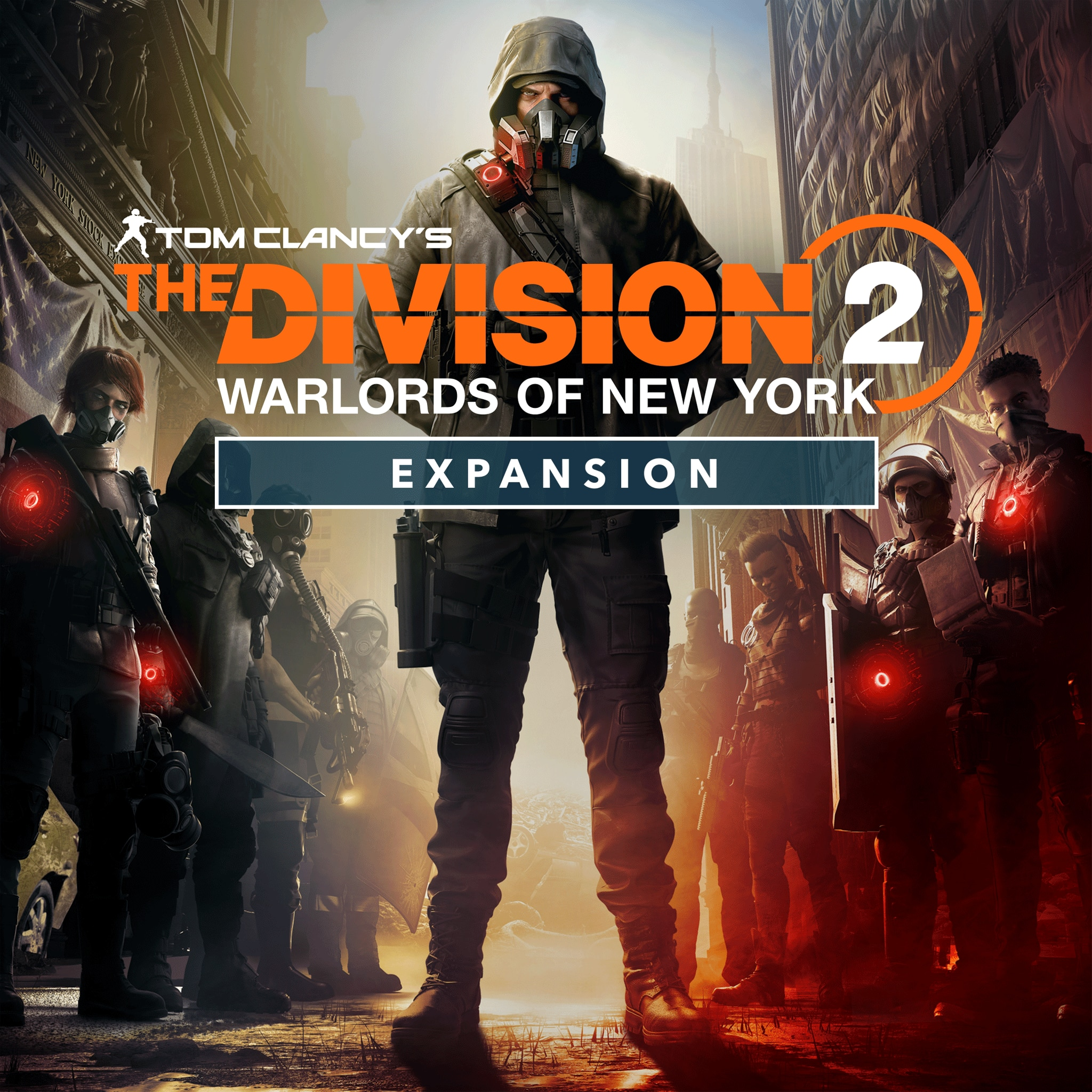 Ubisoft Tom Clancys The Division 2 Warlords Of New York Expansion PC Game