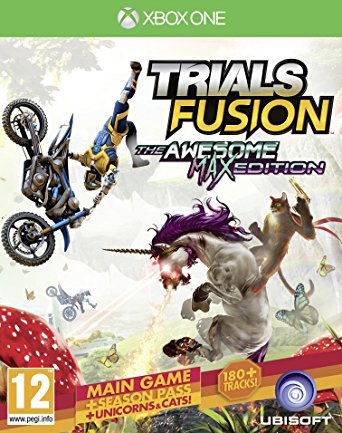 Ubisoft Trials Fusion Awesome Max Edition Xbox One Game