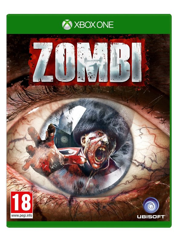 Ubisoft Zombi Xbox One Game