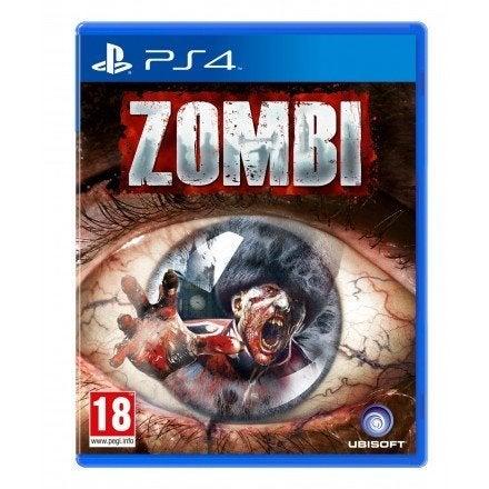 Ubisoft Zombi PS4 Playstation 4 Game