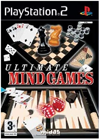 Midas Ultimate Mind Games PS2 Playstation 2 Game